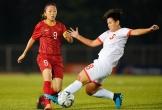 Đánh bại nữ Philippines, tuyển nữ Việt Nam giành vé vào chung kết SEA Games