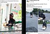 Thực hư nhóm ăn xin mặt đen xuất hiện tại Hà Tĩnh