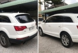 Đã có kết quả xác minh 2 xe Audi có biển số và giấy tờ trùng nhau