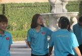 Trước trận chung kết gặp với Thái Lan, tuyển bóng đá nữ Việt Nam đổi khách sạn