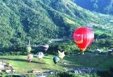 Valentine cùng người ấy đến Mộc Châu ngắm lễ hội khinh khí cầu cực chất