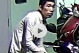 Đột nhập nhà xe bệnh viện, trộm 80 triệu đồng của bác sĩ