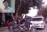 Khởi tố cán bộ ngân hàng vác dao chém bố mẹ thương vong ở Nghệ An
