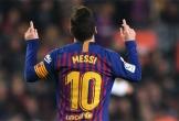 Messi ghi ít nhất 30 bàn trong 11 mùa liên tiếp