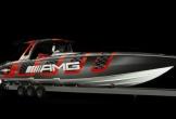 Siêu thuyền cao tốc dát sợi carbon