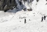 Lở tuyết khu resort ở Thuỵ Sĩ chôn vùi nhiều người