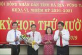 Tỉnh Bà Rịa-Vũng Tàu có phó chủ tịch mới
