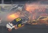 Tai nạn kinh hoàng trên đường đua xe quốc tế
