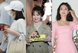 Song Hye Kyo không đeo nhẫn cưới giữa tin đồn ly hôn Song Joong Ki