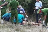Tá hỏa phát hiện thi thể người phụ nữ lõa thể ở bìa rừng