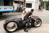 Tron Light Cycle - môtô 'khoa học viễn tưởng' giá 2,7 tỷ về Việt Nam