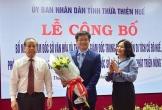 Bổ nhiệm lãnh đạo nhiều cơ quan, đơn vị tại Thừa Thiên - Huế