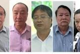 Bộ Công an làm việc với 2 cựu lãnh đạo Sở Tài chính Đà Nẵng