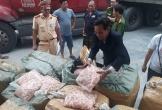 Phạt 5 triệu đồng tài xế chở 1,5 tấn sụn gà bẩn từ Lào về Đà Nẵng