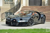 Nhiều khách hàng của Bugatti mua xe về chỉ để… ngắm