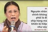 Cho rằng phật tử chùa Ba Vàng xúc phạm, gia đình nữ sinh ở Điện Biên báo công an