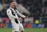 Ăn mừng phản cảm, C.Ronaldo thoát án treo giò ở tứ kết Champions League