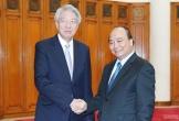 Thủ tướng Nguyễn Xuân Phúc tiếp Phó Thủ tướng Singapore