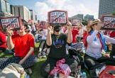 Hàn Quốc rúng động vì bê bối đặt camera ẩn quay lén 1.600 người