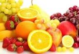 Lợi ích của việc ăn trái cây, rau củ có màu đỏ, vàng, cam
