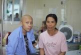 Cha nuôi con ung thư xương di căn cần giúp đỡ