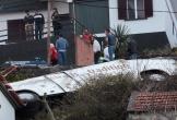 Xe khách chở 50 người gặp nạn nghiêm trọng ở Bồ Đào Nha