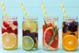 5 công thức nước detox thải độc da, làm đẹp dáng