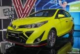 Toyota Yaris 2019 mới đẹp long lanh vừa trình làng, giá chính thức từ 395 triệu đồng