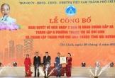 Chủ tịch Quốc hội Nguyễn Thị Kim Ngân dự Lễ công bố thành lập thành phố Chí Linh