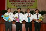 Hậu Giang bầu bổ sung 2 thành viên UBND tỉnh