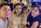 Gia đình Kiên Hoàng - Heo Mi Nhon dự đám cưới Trinh Phạm