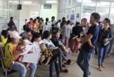 Nhiệt độ liên tục tăng cao, nhiều trẻ ở Đà Nẵng nhập viện