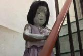 'Cười ra nước mắt' hình ảnh cô bé 'học đòi' tắm trắng, đang được dân mạng chia sẻ rần rần