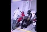 Thanh niên lẻn vào chung cư trộm SH, ngang nhiên phóng xe qua mặt bảo vệ