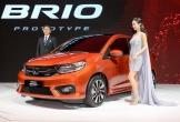 Honda Brio về VN trong tháng 6, không có bản số sàn