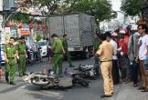 Tai nạn liên hoàn, người phụ nữ ngã xuống đường tử vong