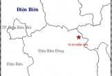Một tuần xảy ra 3 trận động đất tại Điện Biên