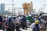Đà Nẵng tìm cách phân luồng lại giao thông khu vực trung tâm Thành phố