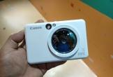 Canon bất ngờ giới thiệu máy ảnh chụp in liền đầu tiên tại Việt Nam