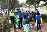 Biển Đà Nẵng nói không với rác thải nhựa