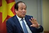 Bộ trưởng Mai Tiến Dũng: 'Có người mạo danh tôi để làm những việc xấu'