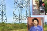 Nam thanh niên leo cột điện cao thế ở Đà Nẵng