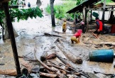 3 người mất tích sau mưa lũ