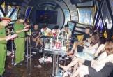 Phát hiện 28 nam nữ đang mở 'tiệc' ma túy trong quán karaoke