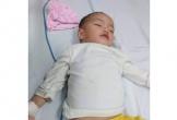 Xót xa cháu bé 19 tháng tuổi bị ung thư máu