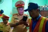 Đà Nẵng: CSGT đột xuất đo nồng độ cồn nhân viên ga đường sắt
