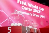 Tuyển Việt Nam gặp Thái Lan tại vòng loại World Cup 2022