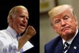 Cựu phó tổng thống Mỹ Biden đùa sẽ thách Trump thi chống đẩy