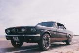 Ford Mustang 1965 rao bán với giá hơn 1 tỉ đồng tại Việt Nam