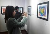 Họa sĩ quốc tế từ 16 quốc gia giao lưu, sáng tác, triển lãm tại Đà Nẵng